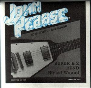 John Pearse 2400 El.kytara