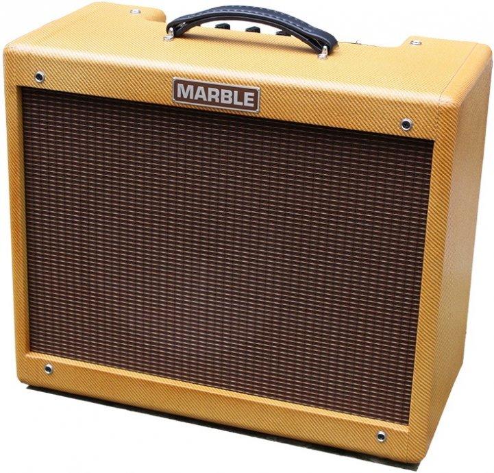"Marble Amps Vintage Bluebird 1x12"" Reverb"