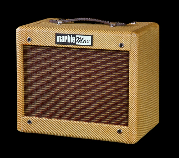 "Marble Amps MAX Harp 1x10"""