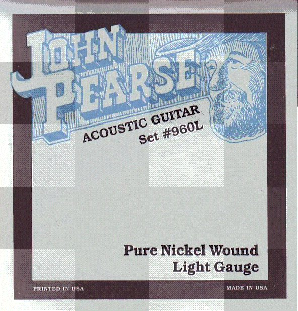 John Pearse 960L El.ak.kytara