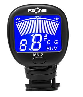 F-zone MN-2 Clip Tuner