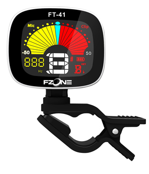 F-zone FT-41 Clip Tuner