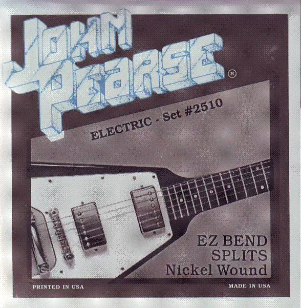 John Pearse 2510 El.kytara