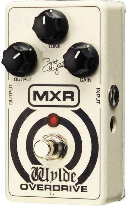 MXR ZW-44 Overdrive