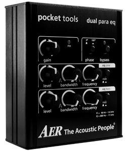 AER Pocket Tool Dual Para EQ