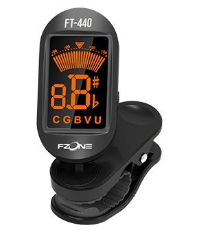 F-zone FT-440 Clip Tuner
