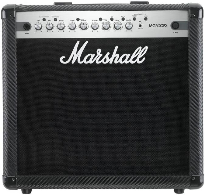 Marshall MG50CFX kombo