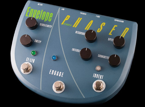 Pigtronix EP-1 Envelope Phaser