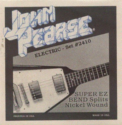 John Pearse 2410 El.kytara