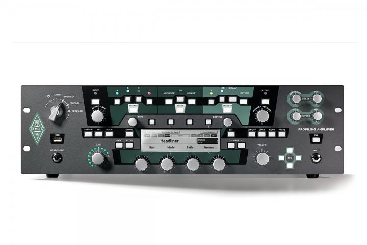Kemper Profiler Power Rack BK+remote