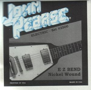 John Pearse 2500 El.kytara