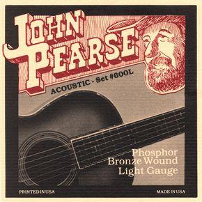 John Pearse 600L Ak.kytara