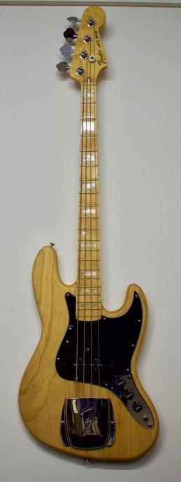 Fender Jazz Bass '78