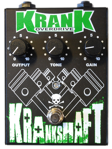 Krank Shaft Overdrive