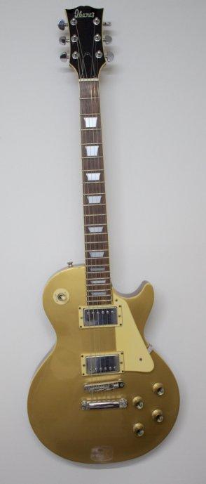 Ibanez LesPaul GoldTop '74