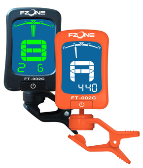 F-zone FT002C Clip Tuner