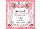 Knobloch-Actives Strings Carbon C.X. Treble 300KAC