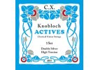 Knobloch-Actives Strings Carbon C.X. Treble 400KAC