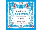 Knobloch-Actives Strings Carbon C.X. Treble 450KAC