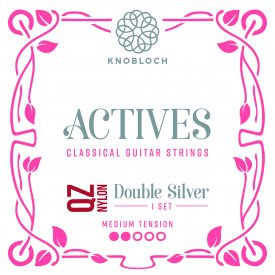 Knobloch-Actives Strings Nylon Q.Z. Treble 300KAQ