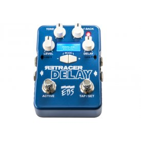 EBS DE Retracer Delay pedal